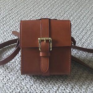 Tiny Leather Purse